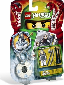 LEGO Ninjago Spinners - Kendo Zane (9563)