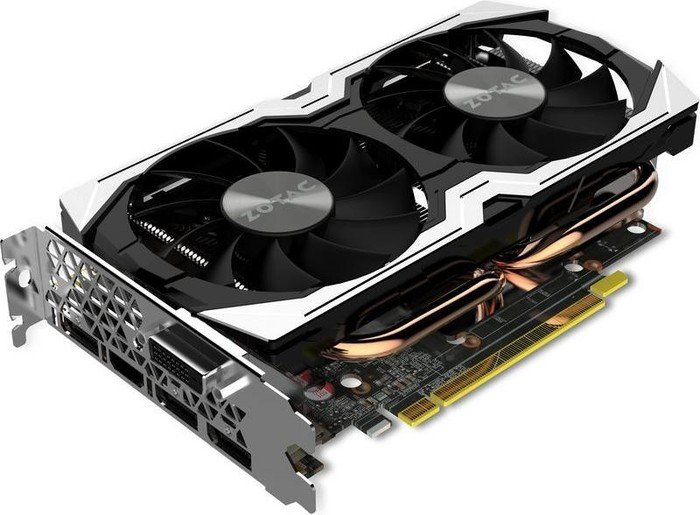 Zotac GeForce GTX 1070 Mini, 8GB GDDR5, DVI, HDMI, 3x DP (ZT-P10700G-10M)