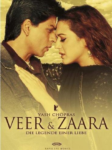 Veer & Zaara - Die Legende einer Liebe -- via Amazon Partnerprogramm