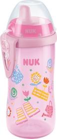 NUK Kiddy Cup Gartengirl pink bottle 300ml (10255568)