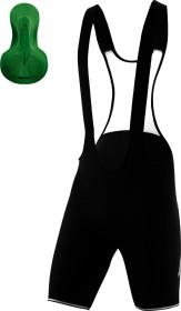 Gonso Sitivo Bib Fahrradhose kurz black/bright green (Herren) (16160-9018)