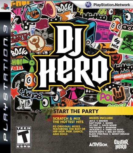 DJ Hero (German) (PS3) -- via Amazon Partnerprogramm
