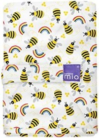 Bambino Mio Mehrweg-Wickelunterlage Bienenstock, 1 Stück (CM HIVE)
