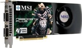 MSI N9800GTX PLUS-T2D512-OC, GeForce 9800 GTX+, 512MB DDR3, 2x DVI, S-Video, PCIe 2.0 (V154-003R)