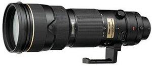 Nikon AF-S VR 200-400mm 4.0G IF-ED black (JAA787DA)