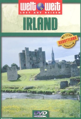 Reise: Schottland - Irland -- via Amazon Partnerprogramm