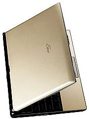 ASUS Eee PC S101h champagne (90OA14B72111A38E105Q)