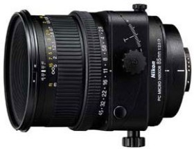Nikon PC Micro 85mm 2.8D schwarz (JAA628DA)