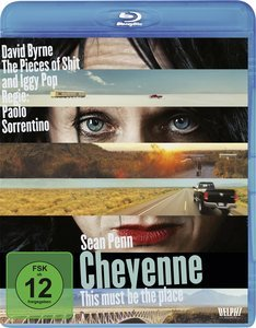 Cheyenne - This must be the place (Blu-ray)