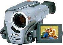 Canon V520 (Hi8)