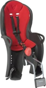 Hamax Sleepy kids bike seat black/red