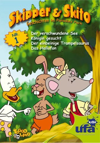 Skipper & Skito 1 -- via Amazon Partnerprogramm