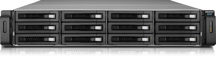 QNAP Rack Expansion REXP-1220U-RP, Expansion Port, 2HE