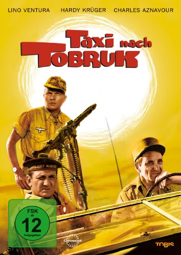 Taxi nach Tobruk -- via Amazon Partnerprogramm
