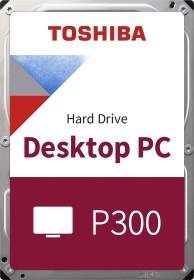 Toshiba P300 Desktop PC 6TB, SATA 6Gb/s, bulk (HDWD260UZSVA / HDKPB00ZMA01)
