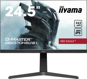 "iiyama G-Master GB2570HSU-B1 Red Eagle, 24.5"""