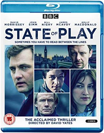 State Of Play (Blu-ray) (UK) -- via Amazon Partnerprogramm