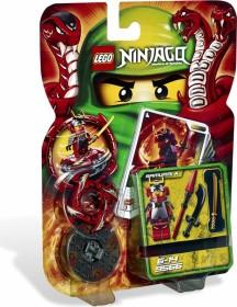 LEGO Ninjago Spinners - Samurai X (9566)
