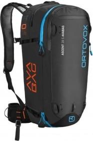 Ortovox Ascent 28 S inkl. Avabag Unit schwarz