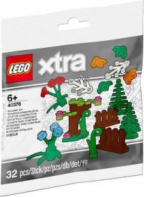 LEGO Xtra - Pflanzenzubehör (40376)