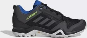 adidas Terrex AX3 core black/solid grey/signal green (Herren) (EF3314)