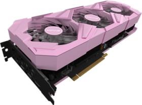 KFA² GeForce RTX 3070 EX Gamer Pink [1-Click OC], 8GB GDDR6, HDMI, 3x DP