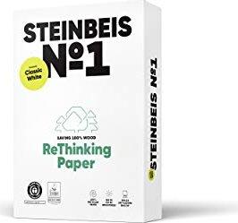 Steinbeis No. 1 Classic white ReThinking-copy paper A3, 80g/m², 500 sheets (8024B80B)