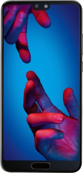 Huawei P20 Dual-SIM schwarz