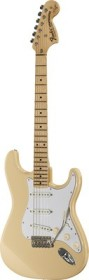Fender Yngwie Malmsteen Stratocaster MN VW Vintage white