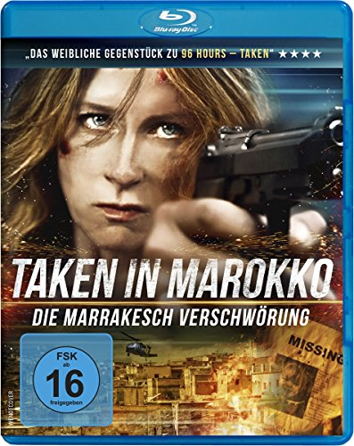 Taken (Blu-ray) (UK) -- via Amazon Partnerprogramm