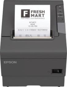 Epson TM-T88V, seriell, ohne Netzteil, dunkelgrau (C31CA85041)
