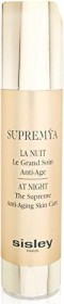 Sisley Supremÿa La Nuit Anti-Aging-night care face cream, 50ml