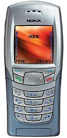 Vodafone D2 Nokia 6108 (various contracts)