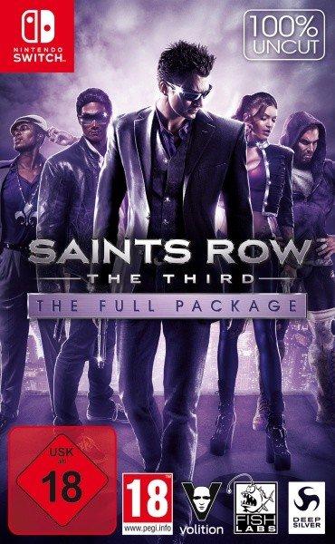 Saints Row The Third (Switch)
