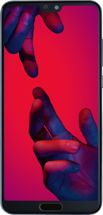 Huawei P20 Pro Dual-SIM blau