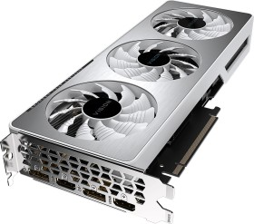 GIGABYTE GeForce RTX 3060 Ti Vision OC 8G (Rev. 1.0), 8GB GDDR6, 2x HDMI, 2x DP (GV-N306TVISION OC-8GD)