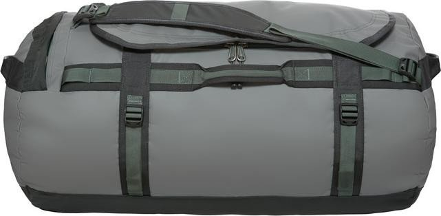5ad3cc90df20 The North Face Base Camp Duffel L zinc grey duck green starting from ...