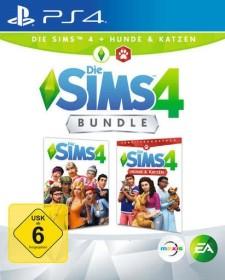 Die Sims 4 inkl. Hunde & Katzen (PS4)