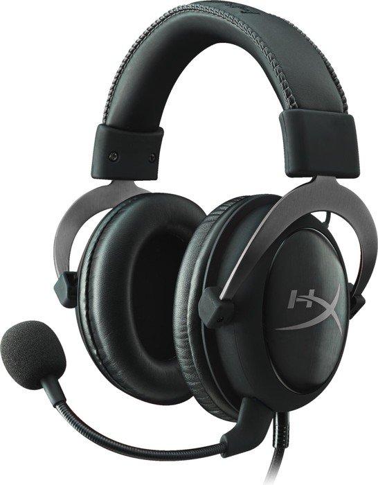 Kingston HyperX Cloud II schwarz/grau (KHX-HSCP-GM)