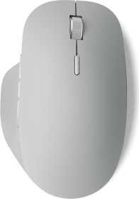 Microsoft Surface Precision Mouse, silber, USB/Bluetooth (FUH-00002 / FUH-00003 / FTW-00002 / FTW-00003)