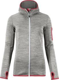 Ortovox Fleece Melange Hoody Jacket grey blend (ladies)