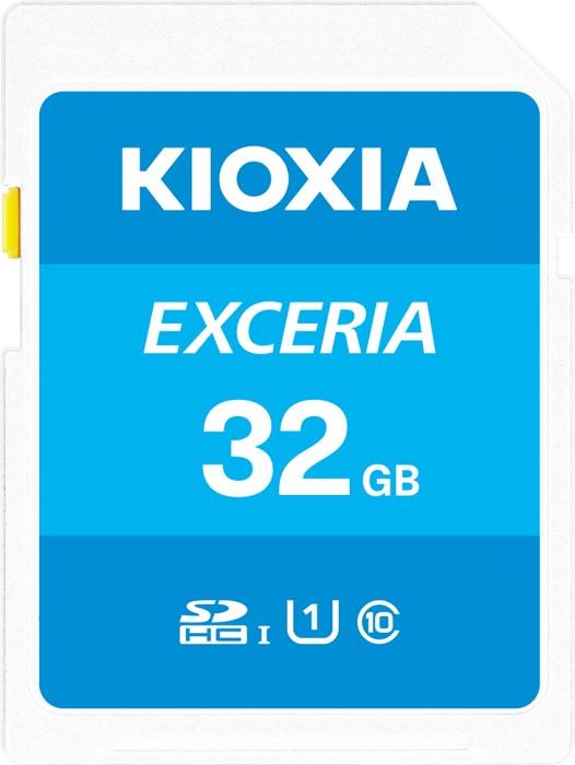 KIOXIA EXCERIA R100 SDHC 32GB, UHS-I U1, Class 10 (LNEX1L032GG4)