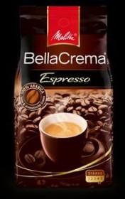 Melitta BellaCrema Espresso coffee beans, 1.00kg