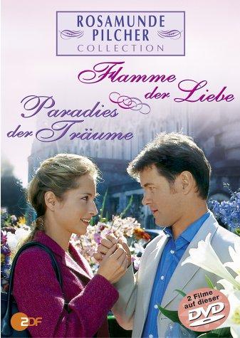 Rosamunde Pilcher - Flammen der Liebe/Paradies der Träume -- via Amazon Partnerprogramm