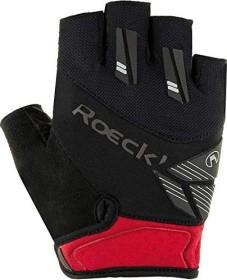 Roeckl Index Fahrradhandschuhe schwarz/rot (3103-252-004)