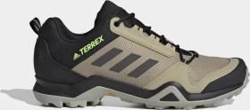 adidas Terrex AX3 savannah/core black/signal green (Herren) (EF4592)