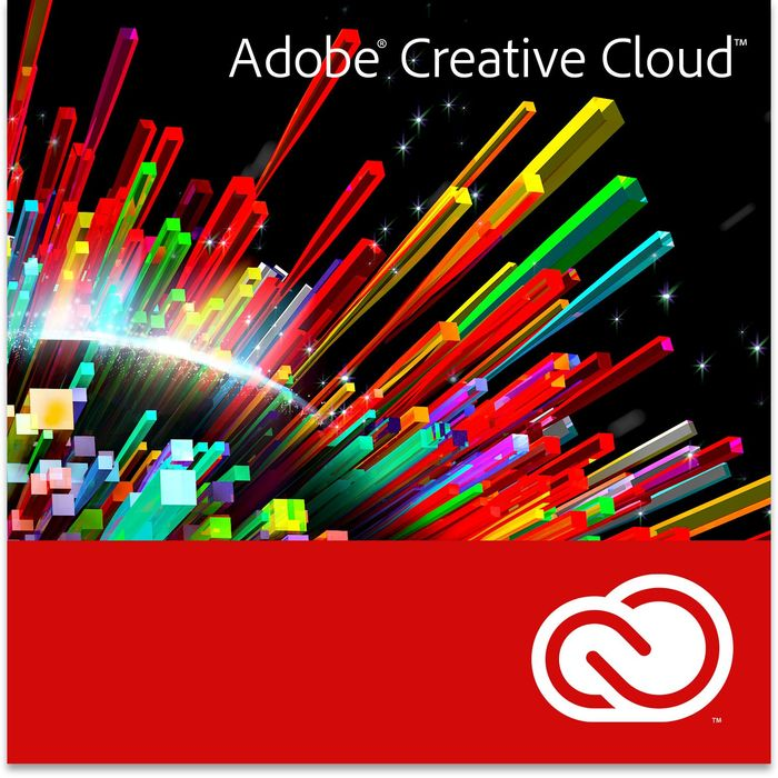 Adobe: Creative Cloud, 1 Jahr Abo, 1 User, EDU, ESD (multilingual) (PC/MAC) (65228633)
