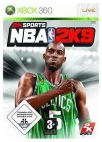 NBA 2K9 (Xbox 360)