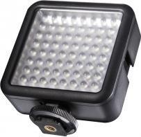Walimex pro LED-Videoleuchte 64 LED dimmbar (20342)