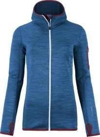 Ortovox Fleece Melange Hoody Jacket navy blend (ladies)